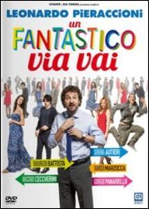 Un fantastico via vai di Leonardo Pieraccioni - DVD