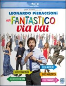 Un fantastico via vai di Leonardo Pieraccioni - Blu-ray