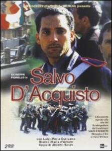 Salvo D'Acquisto (2 DVD) di Alberto Sironi - DVD
