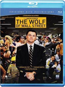 The Wolf of Wall Street di Martin Scorsese - Blu-ray