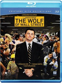 Cover Dvd Wolf of Wall Street (Blu-ray)