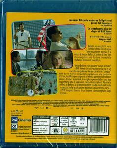 The Wolf of Wall Street di Martin Scorsese - Blu-ray - 2
