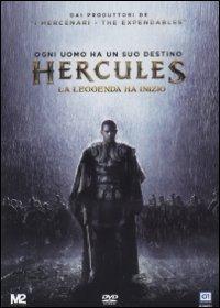 Cover Dvd Hercules. La leggenda ha inizio (DVD)