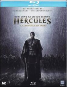 Hercules. La leggenda ha inizio di Renny Harlin - Blu-ray