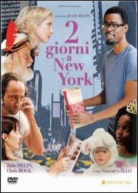 Cover Dvd 2 giorni a New York (DVD)