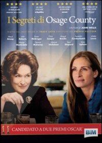 Cover Dvd segreti di Osage County (DVD)