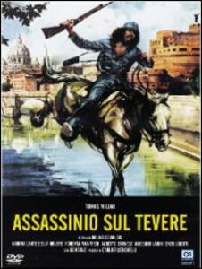 Assassinio sul Tevere di Bruno Corbucci - DVD