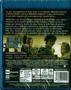 Pompei di Paul W.S. Anderson - Blu-ray - 2
