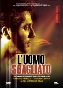 L' uomo sbagliato (2 DVD) di Stefano Reali - DVD