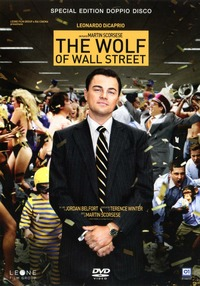 Cover Dvd Wolf of Wall Street (DVD)