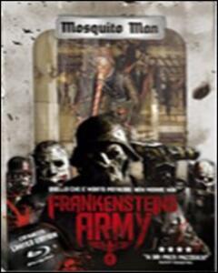 Frankenstein's Army<span>.</span> Limited Edition di Richard Raaphorst - Blu-ray