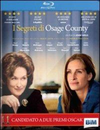 Cover Dvd segreti di Osage County (Blu-ray)
