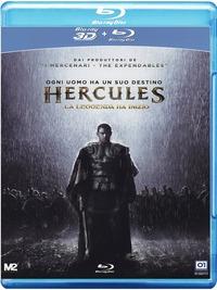 Cover Dvd Hercules. La leggenda ha inizio 3D (Blu-ray)