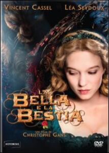 La bella e la bestia di Christophe Gans - DVD