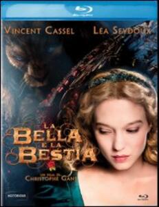 La bella e la bestia di Christophe Gans - Blu-ray