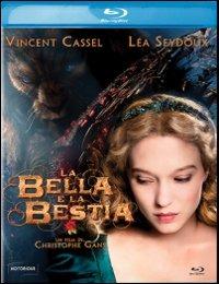 Cover Dvd bella e la bestia (DVD)