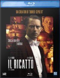 Cover Dvd ricatto (Blu-ray)
