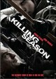 Cover Dvd Killing Season