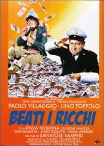 Beati i ricchi di Salvatore Samperi - DVD