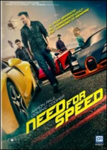 Need for Speed di Scott Waugh - DVD