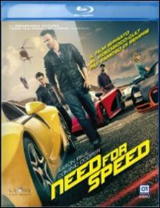 Need for Speed di Scott Waugh - Blu-ray