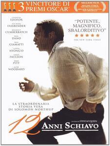 12 anni schiavo di Steve McQueen - DVD