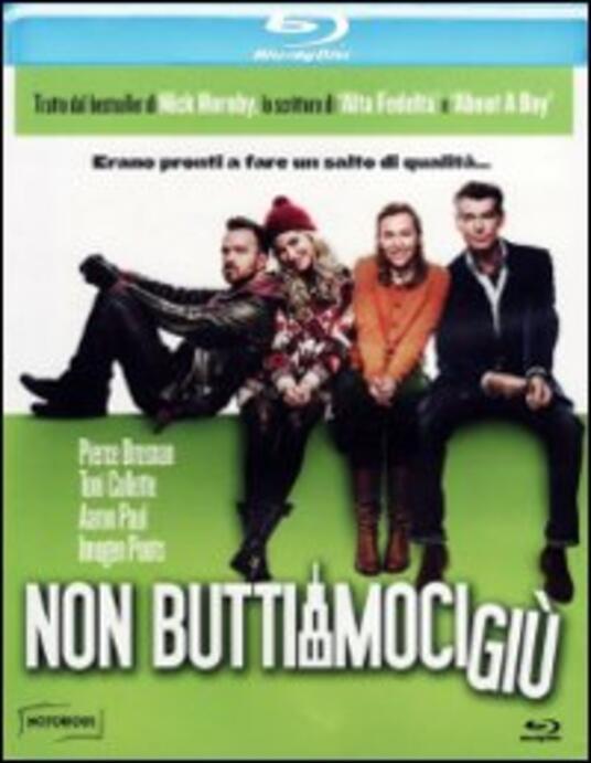 Non buttiamoci giù di Pascal Chaumeil - Blu-ray