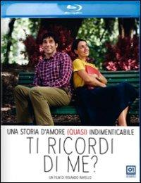 Cover Dvd Ti ricordi di me? (Blu-ray)