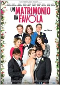 Un matrimonio da favola di Carlo Vanzina - DVD