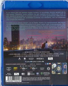Lei. Nuova edizione High Bitrate (Blu-ray) di Spike Jonze - Blu-ray - 2