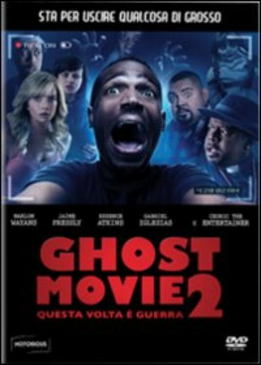 Ghost Movie 2. Questa volta è guerra di Michael Tiddes - DVD