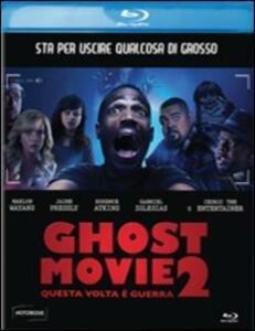 Film Ghost Movie 2. Questa volta è guerra Michael Tiddes