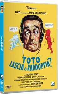 Totò lascia o raddoppia? di Camillo Mastrocinque - DVD