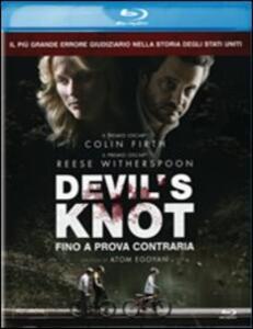 Devil's Knot. Fino a prova contraria di Atom Egoyan - Blu-ray