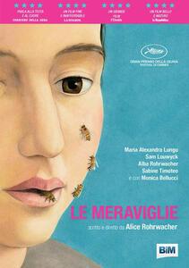 Le Meraviglie di Alice Rohrwacher - DVD