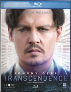 Transcendence di Wally Pfister - Blu-ray