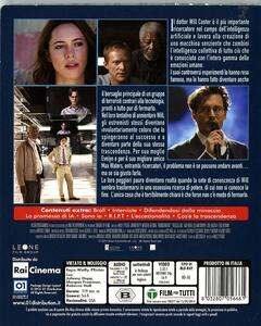 Transcendence di Wally Pfister - Blu-ray - 2
