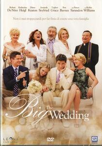 Big Wedding di Justin Zackham - DVD