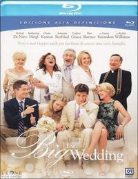 Cover Dvd Big Wedding (Blu-ray)