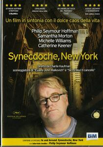 Synecdoche, New York di Charlie Kaufman - DVD
