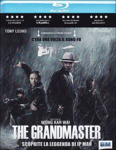 The Grandmaster di Wong Kar Wai - Blu-ray