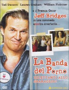 La banda del porno di Michael Traeger - DVD