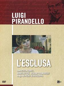 L' esclusa di Piero Schivazappa - DVD