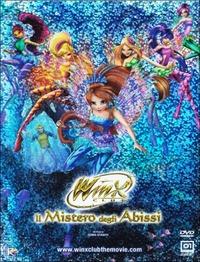 Cover Dvd Winx Club. Il mistero degli abissi (DVD)