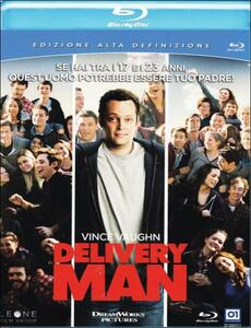 Delivery Man di Ken Scott - Blu-ray