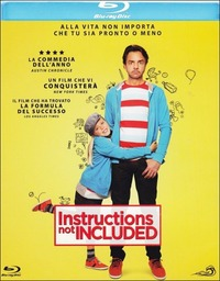 Cover Dvd Instructions Not Included (Blu-ray)
