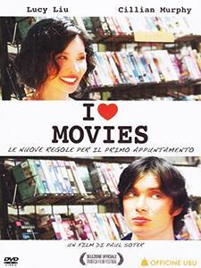 I Love Movies. Le nuove regole per il primo appuntamento di Paul Soter - DVD