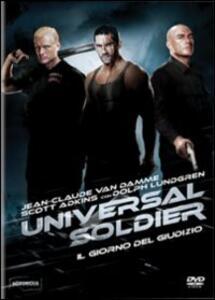 Universal Soldier. Il giorno del giudizio di John Hyams - DVD