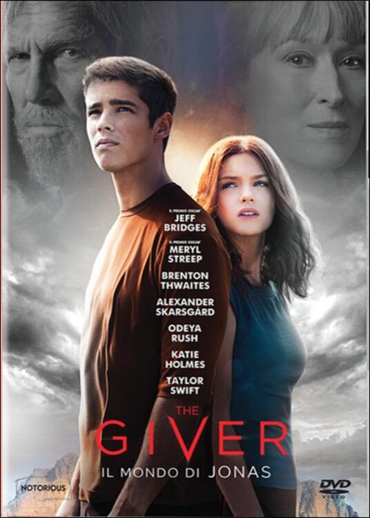 The Giver. Il mondo di Jonas di Phillip Noyce - DVD