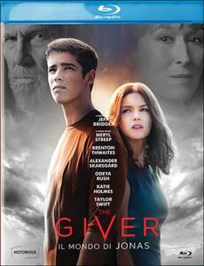 The Giver. Il mondo di Jonas di Phillip Noyce - Blu-ray